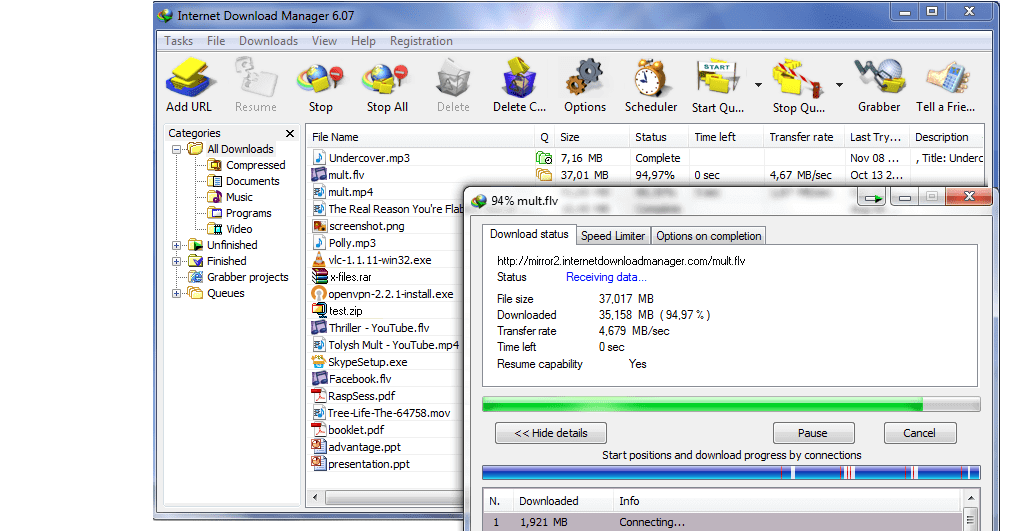software download manager terpopuler