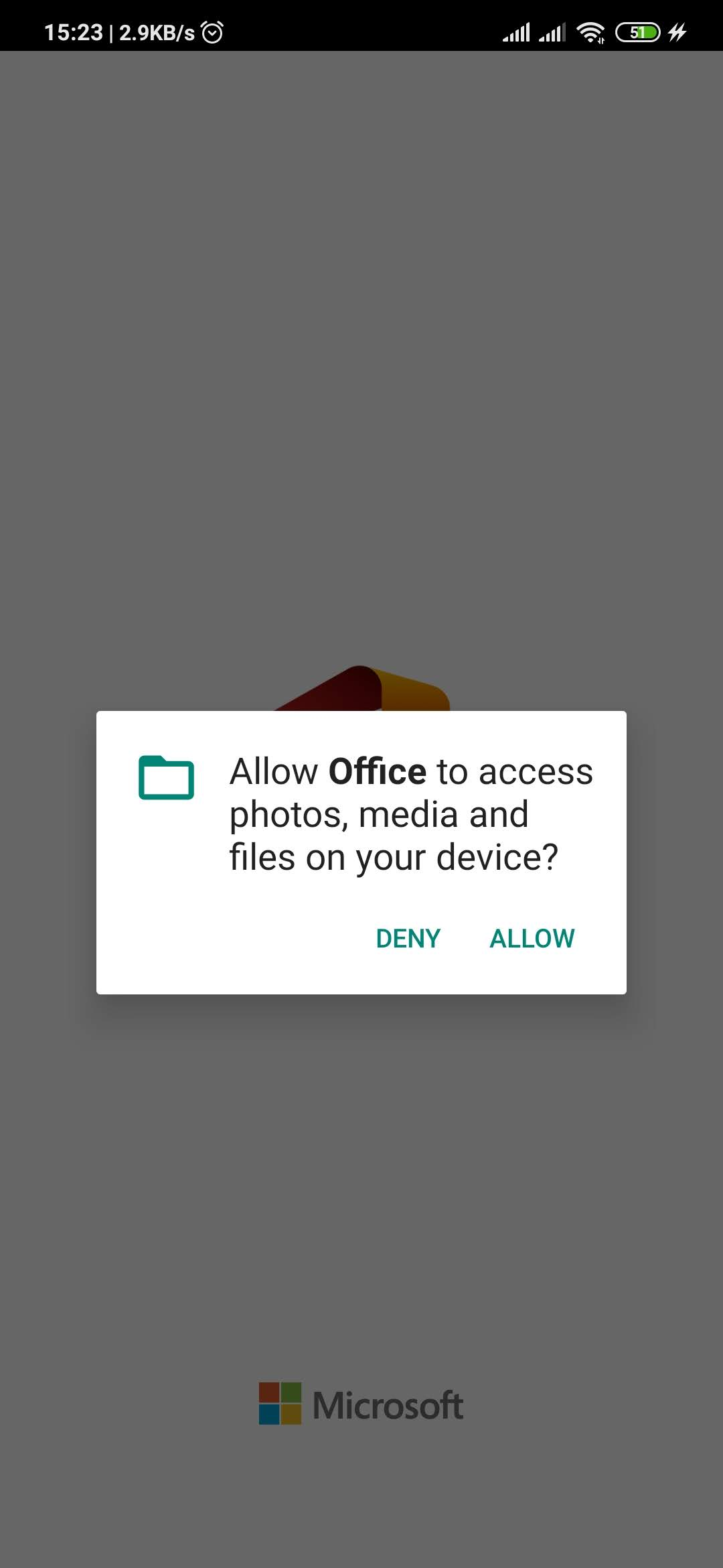 install microsoft office android
