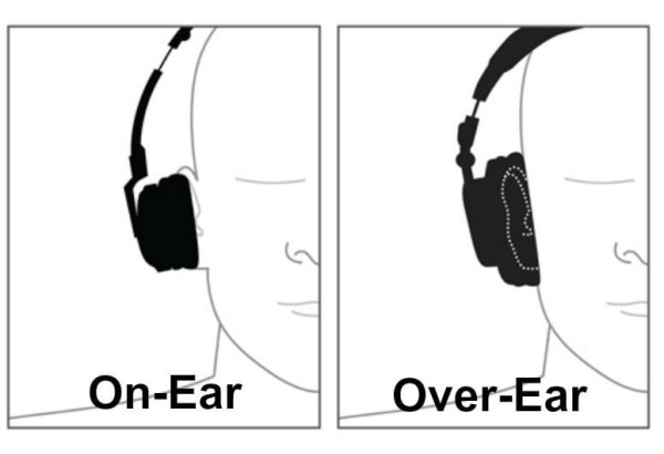 on-ear-vs-Over-ear