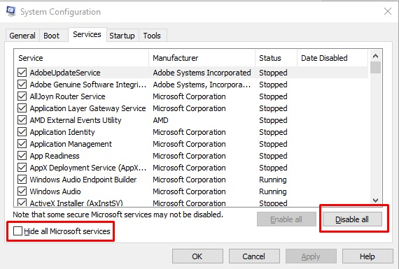 mengatasi windows script disabled