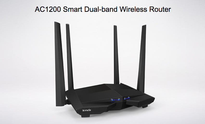 review wireless router tenda