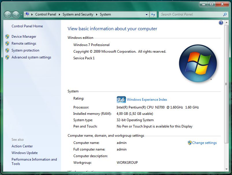 reset windows dengan restore